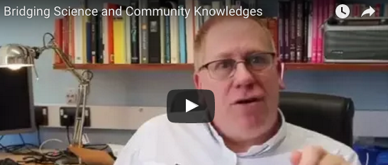 Bridging Science and Community Knowledges