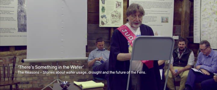 'Think Water': Storytelling for the future of Peterborough and the Fens