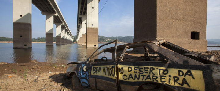 The Heart and Art of Drought: 10 Things I have learned from Brazil